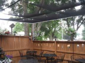 deck awnings with mosquito netting screened patio exles applications