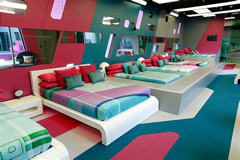 big brother house design big brother house flaunts new minimalistic design