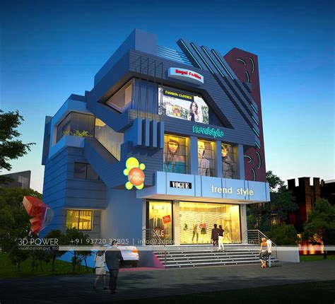 architectural rendering company coimbatore 3d power