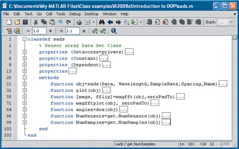 definition section in c programming introduction to object oriented programming in matlab