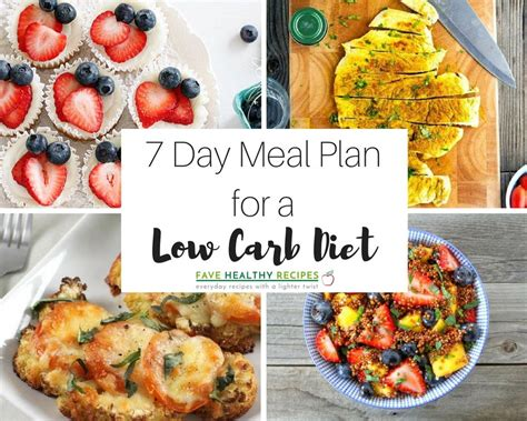 Detox Meaning In Tagalog by 7 Day Meal Plan With All Low Carb Diet Recipes