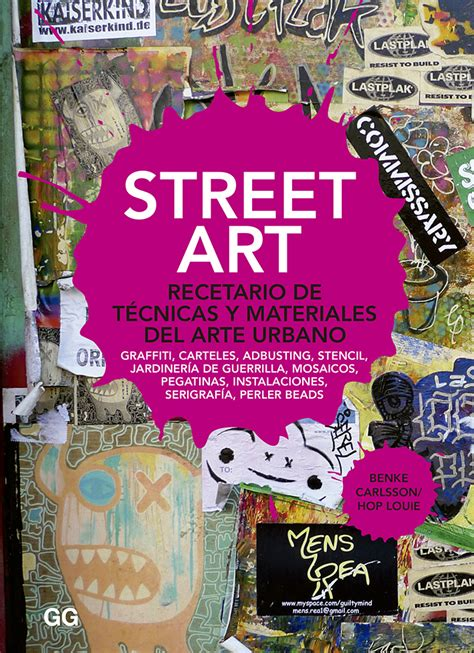 libro street art from around libros creativos lovecolors