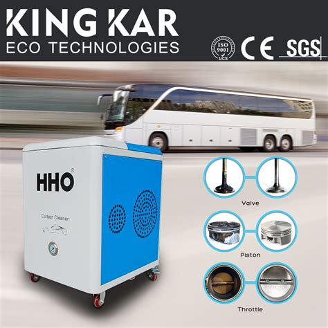 china hho gas generator  car engine carbon cleaning china engine cleaning machine cleaning