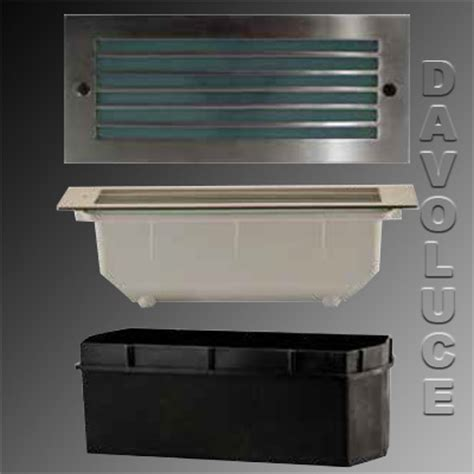 Hv3004 240v Led Brick Light With Grill Cover 240v By Havit Brick Lights Outdoor Lighting