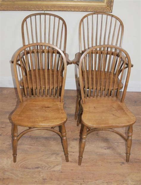 oak kitchen furniture 8 oak windsor kitchen dining chairs farmhouse chair