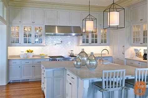 light blue kitchen ideas pale blue kitchen cabinets design ideas