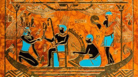 imagenes egipcios faraones el fara 243 n era considerado como un dios