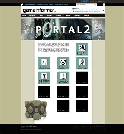 portal 2 typography portal 2 hub design by meagan on deviantart