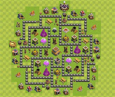 layout hybrido cv 8 dicas clash of clans como ter um layout de vila ce 227 o