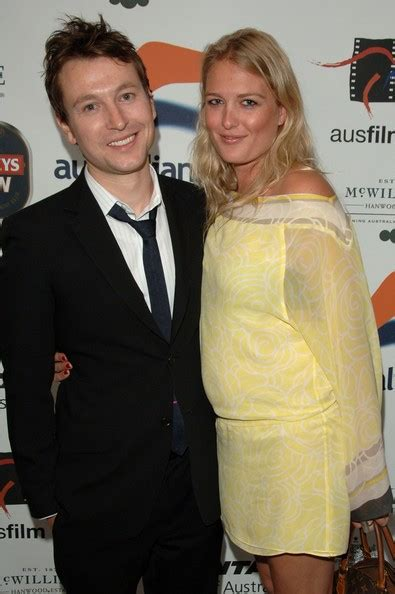 leigh whannell and angus sson leigh whannell and anita patrickson photos photos zimbio