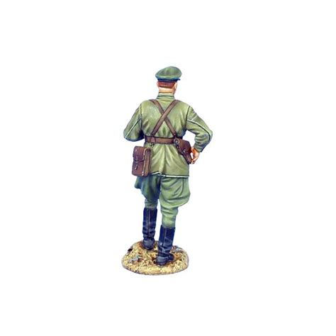 Liaison Officer by Russtal034 Russian Staff Liaison Officer