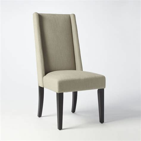 West Elm Dining Chair by Willoughby Dining Chair Modern Dining Chairs By West Elm