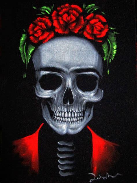imagenes de calavera frida kahlo frida kahlo de rivera portrait calavera de frida kahlo