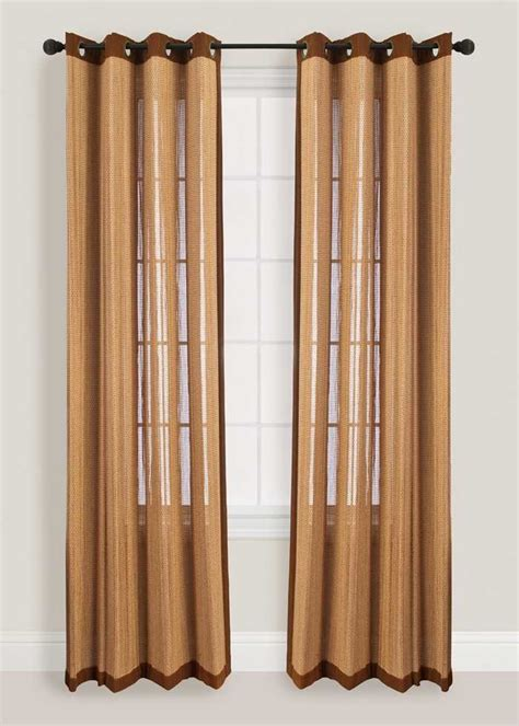 Design Concept For Bamboo Shades Target Ideas Bamboo Curtains Target Curtain Menzilperde Net