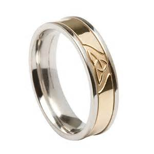 celtic knot wedding bands cetlic knot wedding band