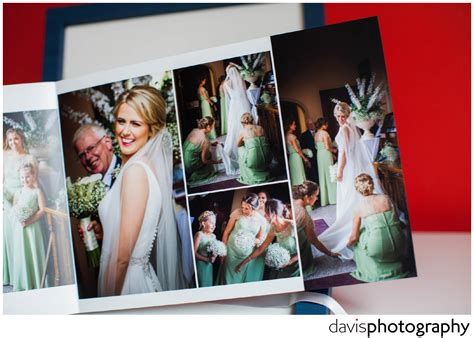 Wedding Albums Ireland by Davis Photography Wedding Photography Northern Ireland