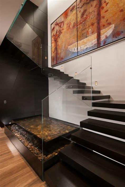 moderne treppen treppe mit glasgel 228 nder f 252 r schickes interieur