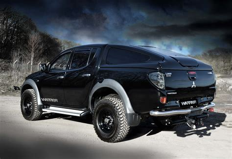mitsubishi strada modified mitsubishi l200 warrior modified fastback ralliart tuned