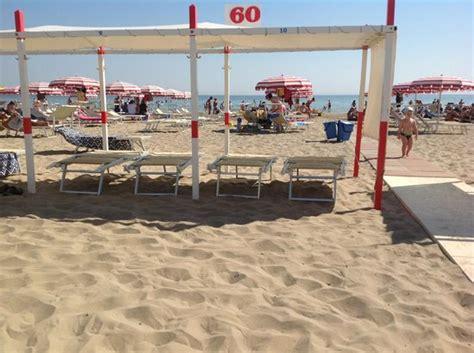 bagno 60 riccione spiaggia 60 lungomare della repubblica riccione bild