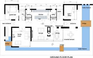 Contemporary Homes Floor Plans by Modern House Plans Magnificent Modern Home Plans Home