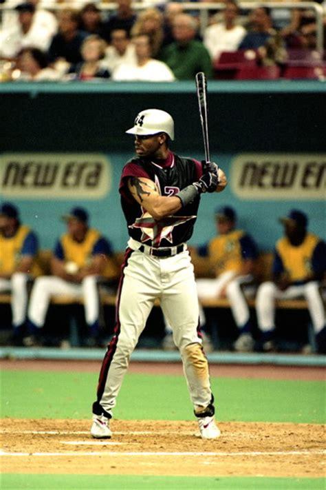 Ken Griffey Jr Home Run Derby by Flashback Ken Griffey Jr Wins 98 Home Run Derby In