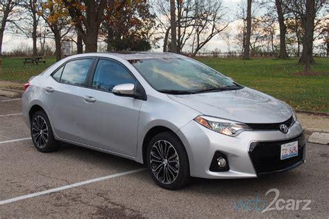 2016 Toyota Corolla S Premium Review   Web2Carz