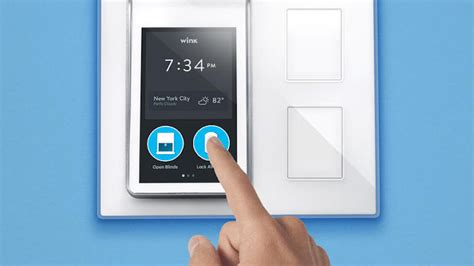 ring amazon aids smart home push by closing video doorbell firm wink relay smart home wall controller holycool net