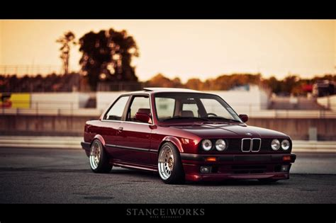 stance bmw bmw e30 stance we didn t just build a car we started a