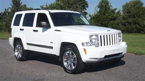 tactical jeep liberty 2012 jeep liberty latitude for sale chrome rims heated
