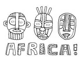 africa coloring pages coloring sheets coloring pages