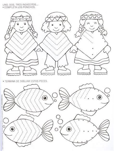 native american coloring pages for kindergarten native american trace worksheet 1 native american