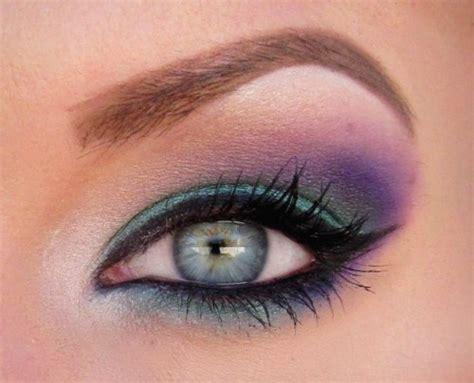 imagenes ojos azules los mejores estilos de maquillaje con sombras para los