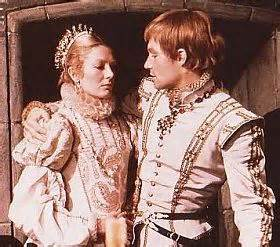 film mary queen of scots vanessa redgrave vanessa redgrave and timothy dalton as mary stuart and