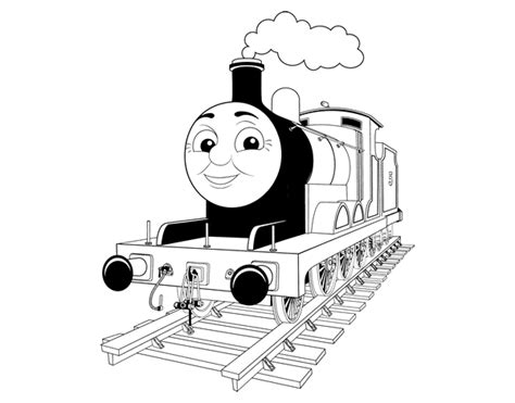 James the red engine coloring page   Coloringcrew.com