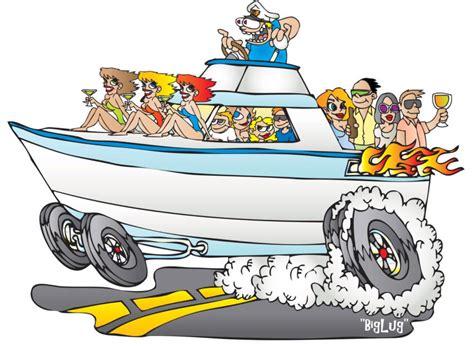 boat trip cartoon creekrat boat cartoons