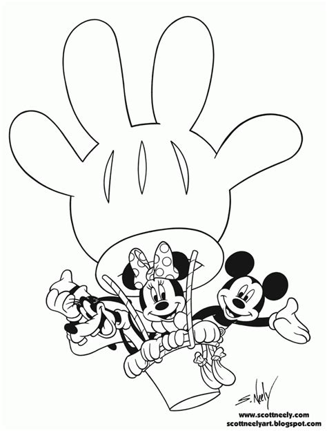 clubhouse coloring pages mickey mouse clubhouse coloring pages coloring home