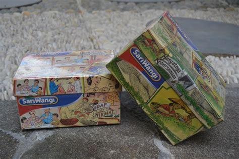 Bubuk Teh Sariwangi njerone omah oemboel edisi khusus teh sariwangi