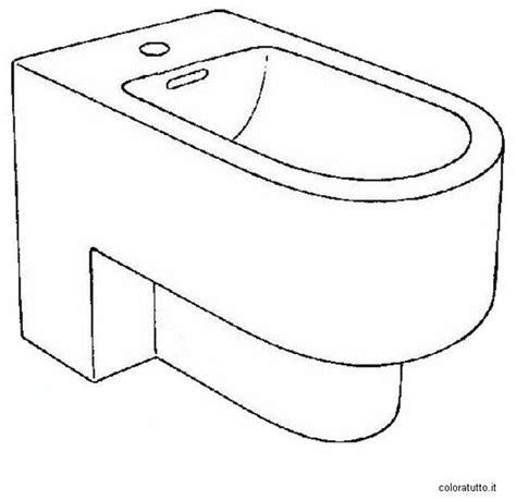 disegno bagno bagno 3 disegni per bambini da colorare