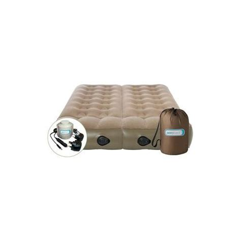 05222uk aerobed active plus dual chamber air bed ebay