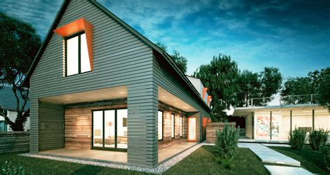 affordable zero energy homes acre design s automated axiom house is an affordable zero