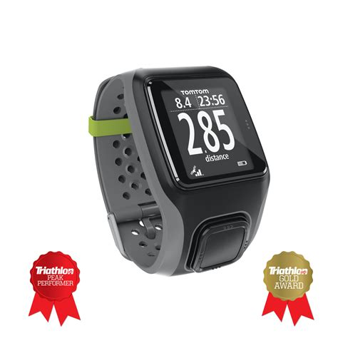 Monitor Gps wiggle tomtom multi sport gps with hr monitor