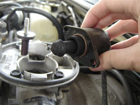 2006 jeep grand idle problems how to clean your idle air valve jeepforum