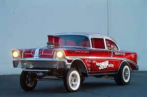 56 chevy gasser motorized vehicles cars trucks