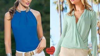 blusas de moda 2016 moda juvenil 2016 youtube blusas de moda tendencias 2016 2017 emdesign download