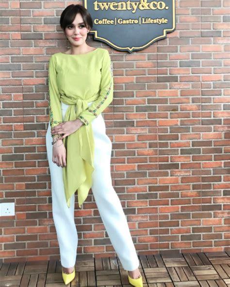 uqasha senrose tak pakai bra 10 fesyen baju paling cantik dipakai uqasha senrose
