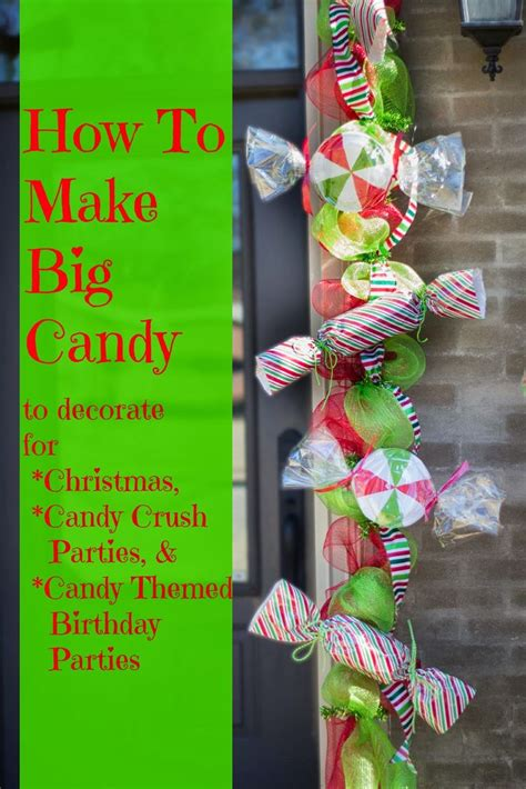 best 25 candy decorations ideas on pinterest candy