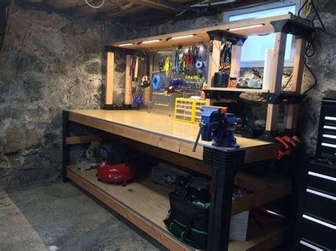 basics workbench workbench garage work bench