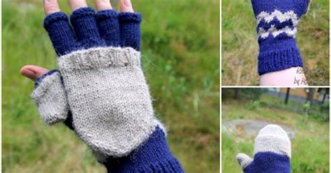 convertible fingerless mittens handknitted from 100 alpaca wool incredibly soft and warm