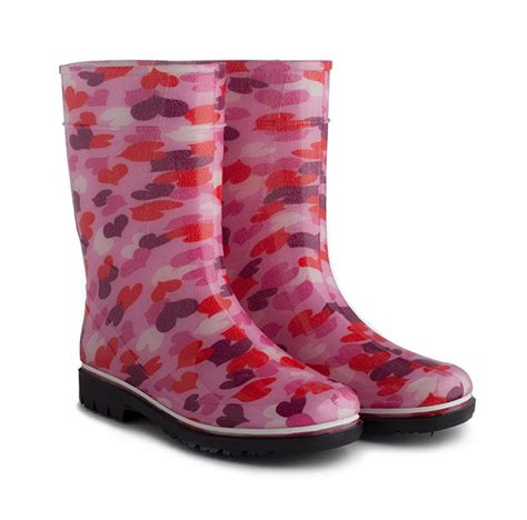 Promo Sepatu Boot Ls11 Pink 2012 pink sepatu boots anak perempuan laki