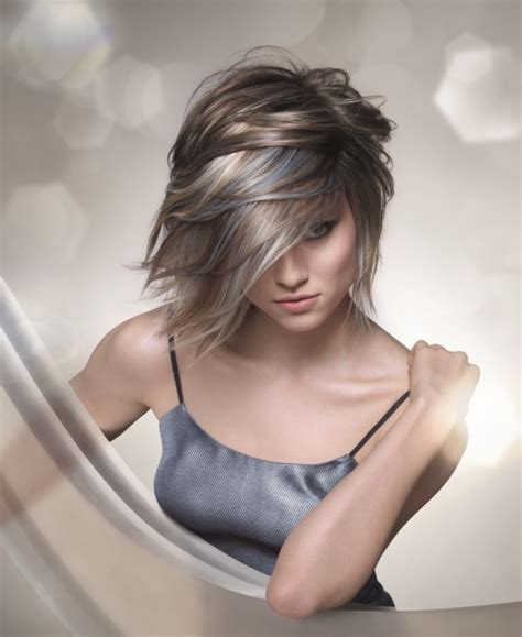 7 Tips For Colouring Grey Hair by Lightweight Airy Style Ideal For Mid Length Hair Hair